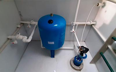 Как выбрать и установить гидроаккумулятор для скважины?