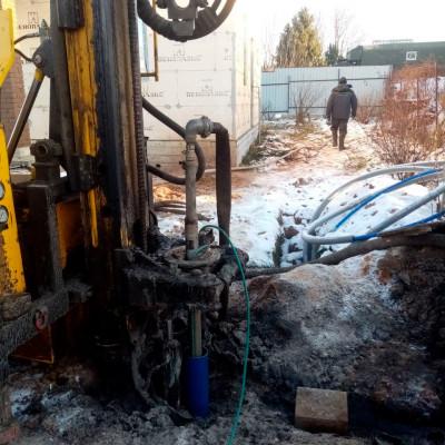 Бурение малогабаритной установкой в Одинцово