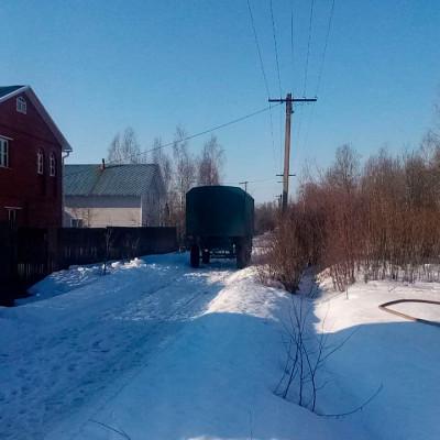 Бурение на воду в деревне Шустиково