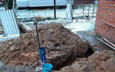 Обустройство скважины в СНТ «Сокол»