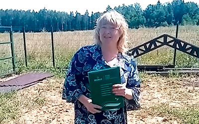 Скважина на воду малогабаритной установкой в Наро-Фоминске