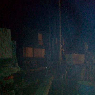 Бурение скважины в селе Успенское