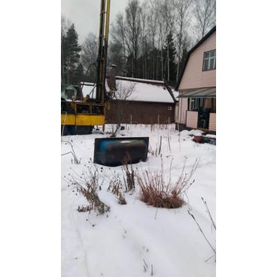 Бурение артезианской скважины в Щелково